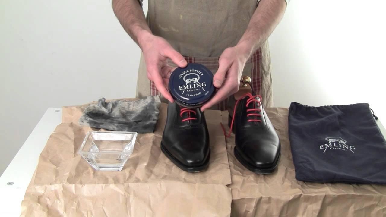 Des Glaçage Cuirle Chaussures En 8noxkp0w Entretien sQrCdhtx