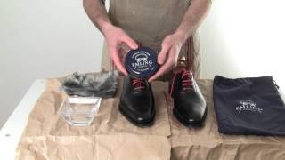 Entretien des chaussures en cuir : Le glaçage Thumbnail