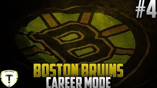 NHL 16 - Boston Bruins GM Mode #4