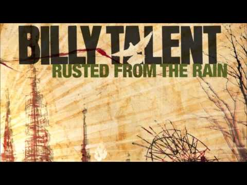 Billy Talent - Rusted from the rain Karaoke