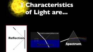 Three (3) Characteristics of Light Song