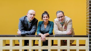 """Zwei Männer 3 Welten"" – Krömer & Friends mit Shida Bazyar"