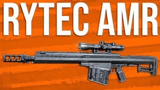 Modern Warfare In Depth: Rytec AMR Sniper Rifle (Explosive & Thermite)