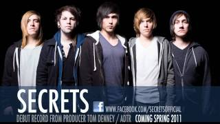 Secrets - Somewhere In Hiding (Full Song)