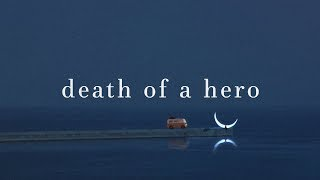 Alec Benjamin ~ Death of a Hero (Lyrics)