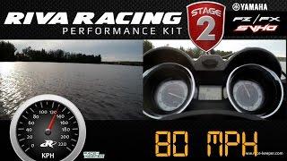 RIVA Yamaha FZ/FX Stage 2 Kit Testing