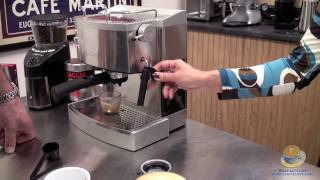 DeLonghi EC702 Semi-Automatic Espresso Machine