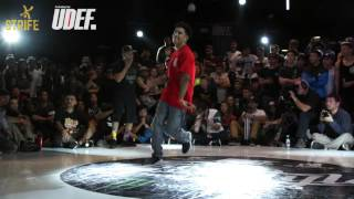 Moy vs Victor | Freestyle Session 2015 x UDEFtour.org | Semi | Strife