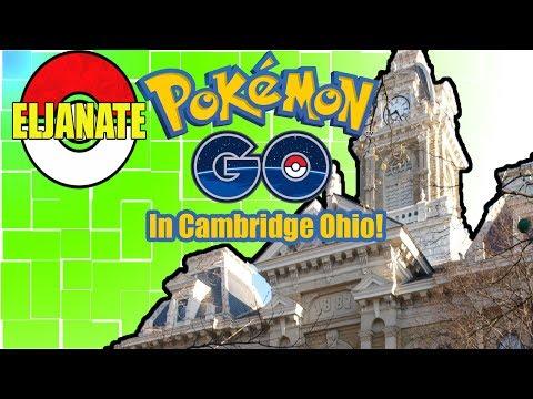 POKEMON GO IN CAMBRIDGE OHIO (Pokemon Discussion)