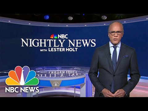 Download Nightly News Full Broadcast - October 26th