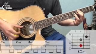 [그랩더기타] 와리가리(Comes and Goes) - 혁오(Hyukoh) [Guitar Tutorial/Lesson/통기타 강좌]
