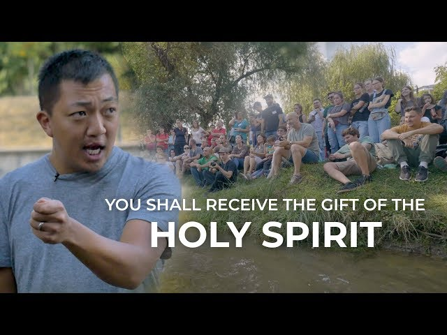 You shall receive the gift of the Holy Spirit (Romania Kickstart)