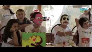 "Charity Project ""BACARART"" / YARAT (short film)"