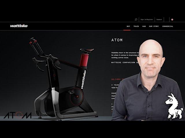 WattBike ATOM Smart Bike: Unboxing, Build, Ride Experience