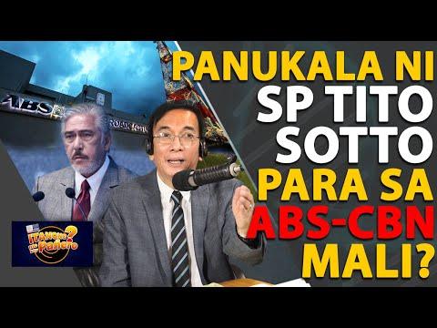 Panibagong panukala sa pagbuhay sa ABS-CBN franchise, may mali - Franchise Lawyer Rolex Suplico