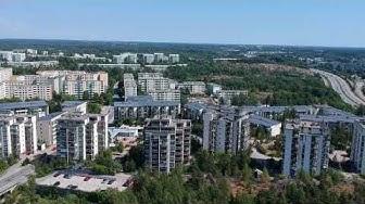 Viikinmäki , Pihlajisto
