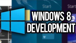 The History of Windows 8 Development