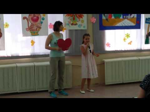 Фатыхова Виктория 8 лет песня \