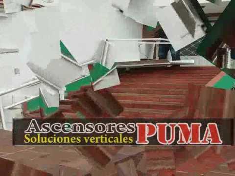 Plataforma salvaescaleras sube escalera discapacitados for Escalera discapacitados