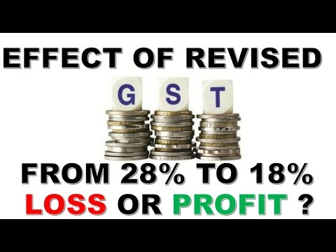 EFFECT OF GST RATES CHANGE FOR ONLINE SELLERS