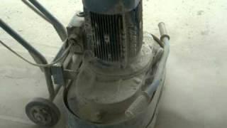 Шлифовка бетона фрезами 000(, 2010-11-17T10:49:24.000Z)