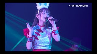 上坂すみれ「POP TEAM EPIC」(「上坂すみれのノーフューチャーダイアリー2019 LIVE Blu-ray」より)
