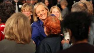 Meg Whitman says its time to