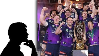 MG Explains How Melbourne Storm Choose Their Rookies