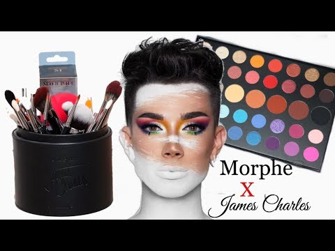 Morphe x James Charles 34 Piece Brush Set thumbnail