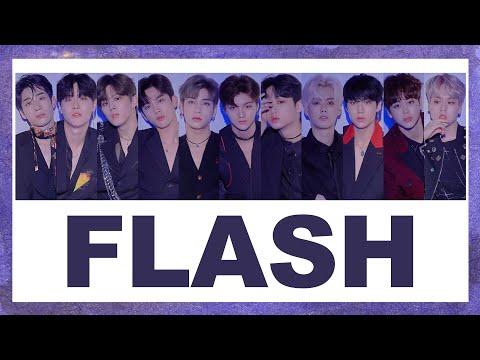 [THAISUB] X1 - FLASH #เล่นสีซับ