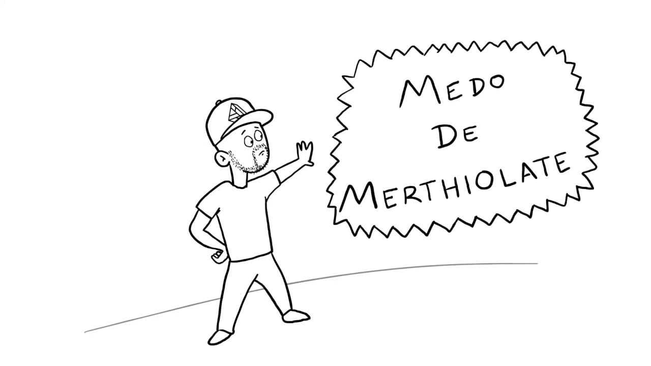 MERTHIOLATE - Thiago Ventura