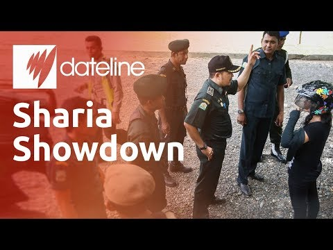Sharia Showdown: Indonesian's living under Islamic law