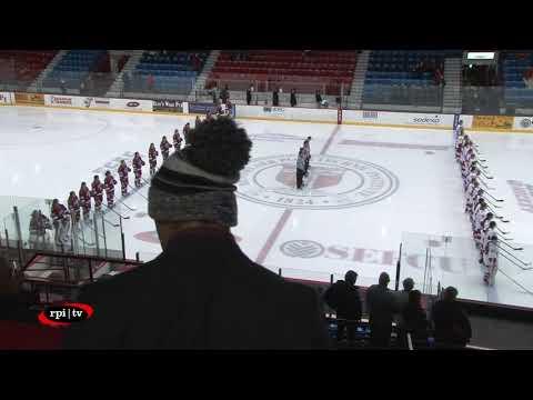 RPI Women's Hockey vs. Harvard University
