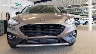 Ford Focus Active Crossover 2020 Walk-Around Review EuromanDriver Car News