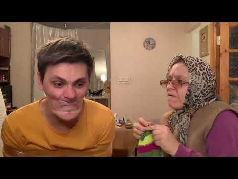 НОВОГОДНИЕ ВАЙНЫ - МАМА И СЫН
