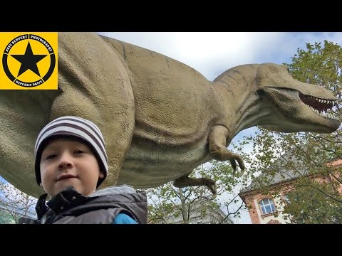 Dinosaurs✅ for JACK - The Senckenberg Research Institute MUSEUM FRANKFURT👍