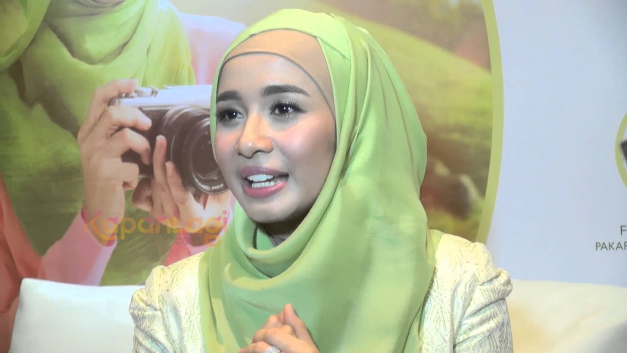Laudya Cynthia Bella Hanya Bisa Satu Model Hijab YouTube