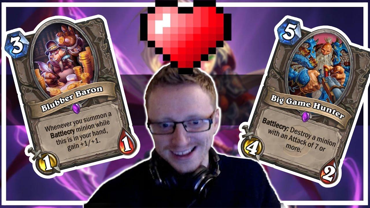 Blubber Baron - Hearthstone Cards