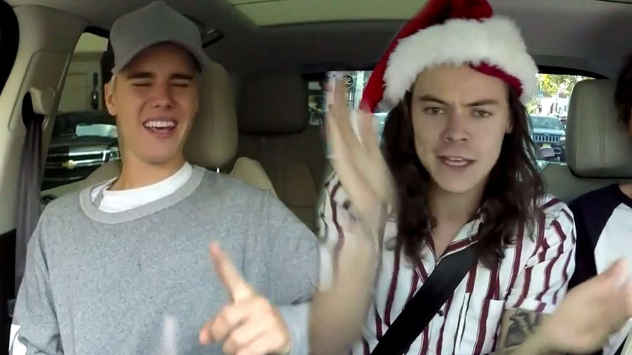 One Direction, Justin Bieber & More Sing Christmas Songs With ...