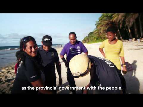 Building Better Connections to Government and Justice in in Solomon Islands