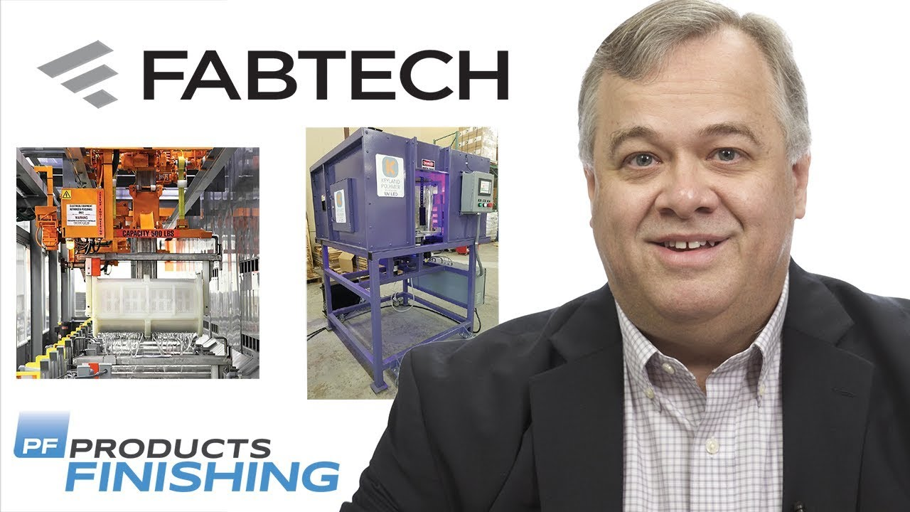 FABTECH Technology On Display - 2