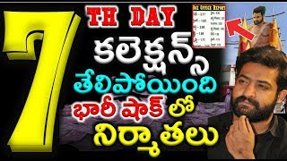 Aravinda Sametha Movie 7th Day Collections|Jr.NTR Create New Tollywood INDUSTRY RECORDS|