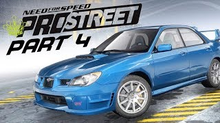 Need for Speed Prostreet Gameplay Walkthrough Part 4 - BUYING TWO NEW CARS