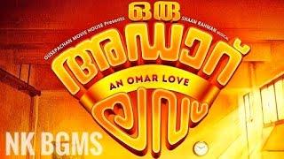 Oru Adaar Love malayalam movie BGM   Priya Prakash   Siyadh Shajahan   Shaan Rahman   Omar Lulu  