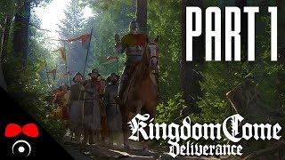 HODINOVÝ OTVÍRÁK! | Kingdom Come: Deliverance #1