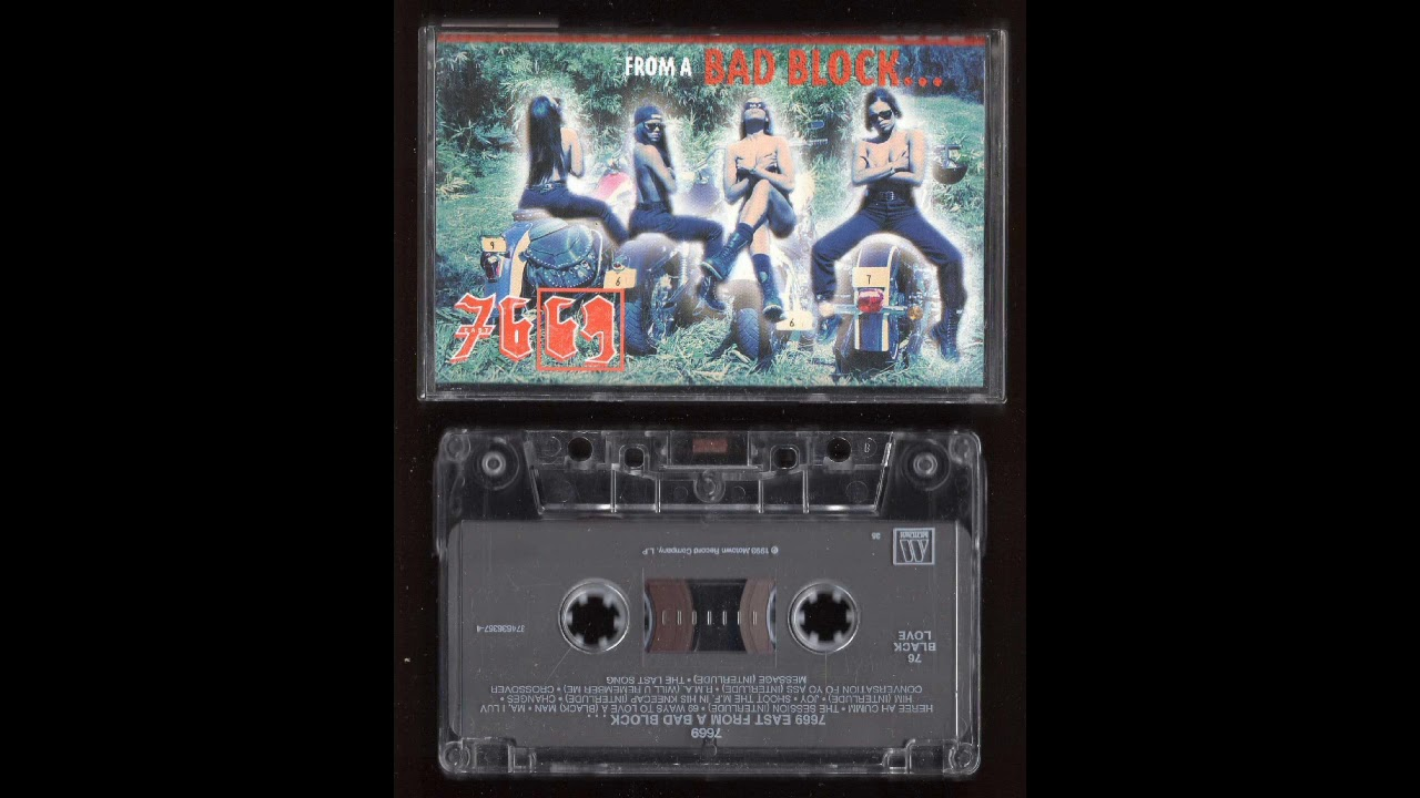 Download 7669   FROM A BAD BLOCK   1993   Cassette Tape Rip Full Album