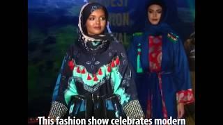 ԱՌԱՆՑ ՄԵԿՆԱԲԱՆՈՒԹՅԱՆ  Լոնդոնի նորաձևության ցուցադրության ժամանակ ներկայացվել է հիջաբներով հավաքածու
