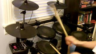 Paul McCartney - Peace in the Neighbourhood (Drum cover)