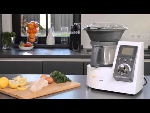 cooking machine top chef topc428 youtube. Black Bedroom Furniture Sets. Home Design Ideas