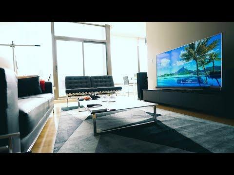 Creating the PERFECT 4K TV Living Room Setup!